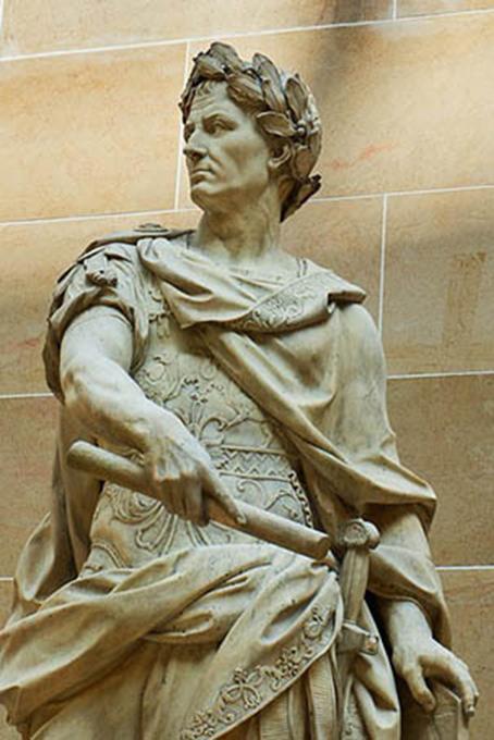 Гении дня (12.07): укротители. Гай Юлий Цезарь