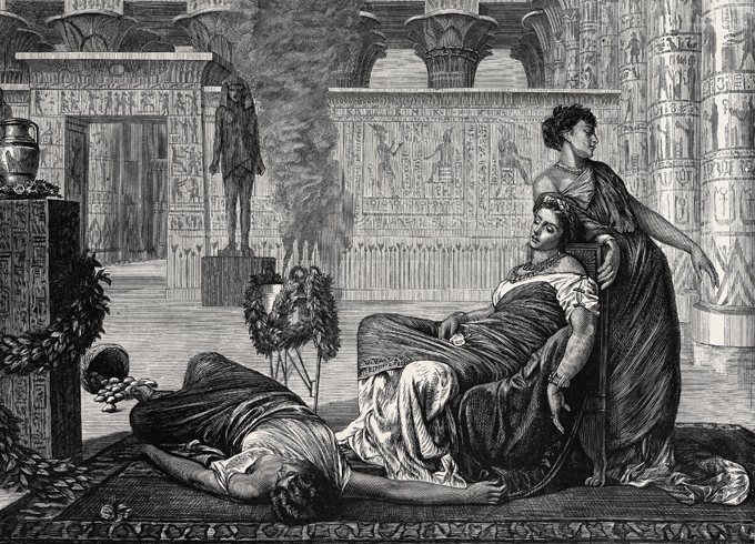 the death of cleopatra how she 'her body will perish, but rarer the spirit that gilds it will gleam, and to her own marcus yet fairer whatever seemed fairest, will seem comments about the death of cleopatra by joseph skipsey there is no comment submitted by members user rating.
