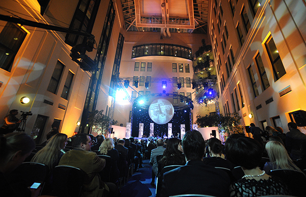 В Москве вручили международную премию Станиславского