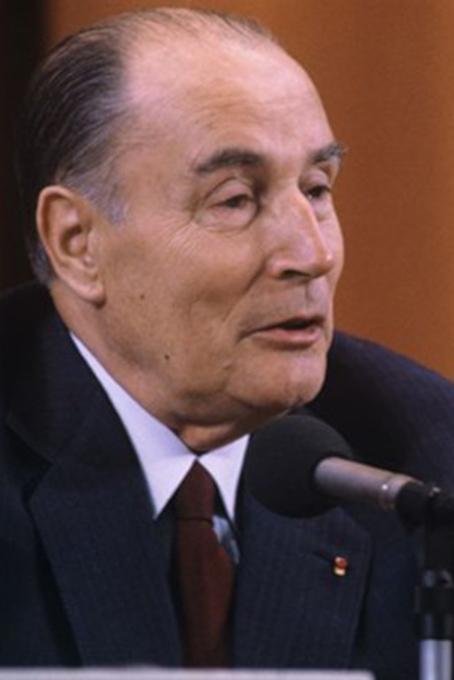 Гении дня (26.10): начальники. Франсуа Миттеран