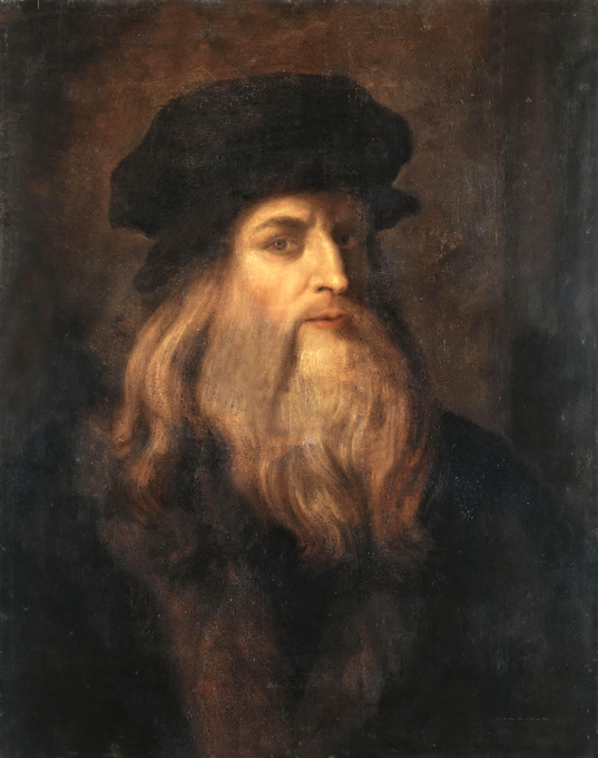 Леонардо да Винчи. Гений или плагиатор?