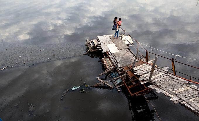 Река Риачуэло: самое грязное место планеты