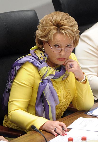Самые влиятельные женщины России