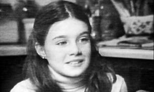 Саманта Смит, написавшая письмо генсеку