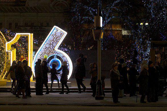 Новый год шагает по планете - теперь он добрался до Самары
