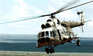 Пять человек погибли на Украине в результате падения вертолета Ми-8