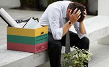 Граждане Литвы массово бегут из страны