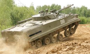"""Басурманин"" для армии: какой будет новая БМП"