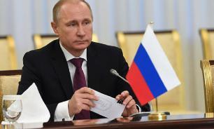 Путин обеспокоен медленным ростом доходов россиян