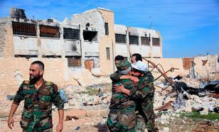 Россия не остановится: Алеппо будет взят до инаугурации Трампа
