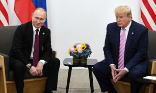 Путин признался, что не следит за сообщениями Трампа в Twitter