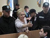 Запад бурно защищает Юлию Тимошенко
