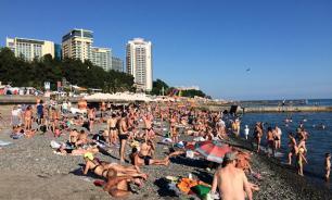 Шесть пляжей в Сочи закроют в целях безопасности