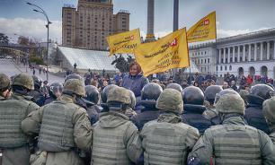 Меры против Майдана бесполезны: Власть возьмут штурмом и с оружием в руках