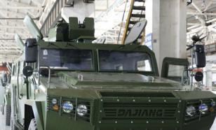 Белоруссия получит в дар от Китая новейшие бронеавтомобили