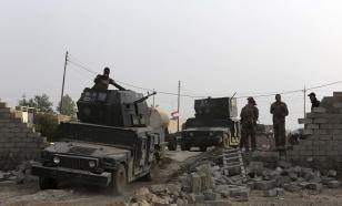 В наступлении на Мосул иракская армия взяла передышку
