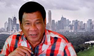 Восточный Трамп отберет Филиппины у США