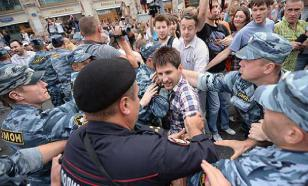 Число сторонников жестких мер по отношению к преступникам в РФ выросло