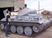 Суперхобби: танки в масштабе 1:1