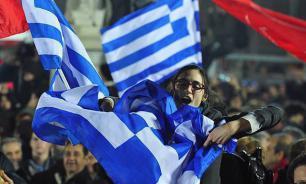 """""""Это дело не только России"""": В Афинах прошла акция протеста против действий Турции"""