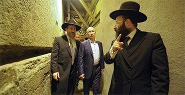 Главный раввин России: Без Путина евреям грозит опасность