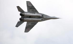 МиГ-29 ВВС Азербайджана потерпел крушение в Каспийском море