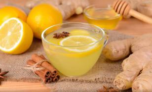 Рецепт сиропа из меда, лимона и имбиря для профилактики простуды