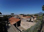 Виллу Мистерий в Помпеях ждет обновление