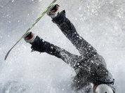 Сноуборд: 50 оттенков белого