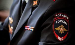 Полицейские задержали москвича, стрелявшего по прохожим из окна своей квартиры