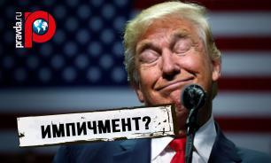 Президенту США Дональду Трампу угрожает импичмент