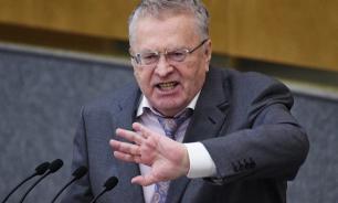 Жириновский демонстративно покинул заседание Госдумы