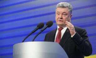 Порошенко лишил украинских гастарбайтеров права голоса
