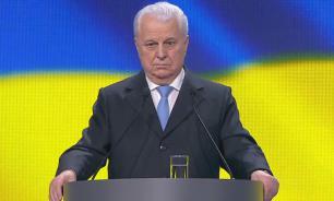 """Экс-глава Украины Кравчук не спит без пистолета из-за """"какой-то угрозы"""""""