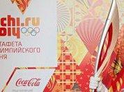 Олимпийские факелы гасли даже в Афинах