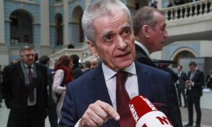 """Онищенко объяснил свои слова о необходимости пенсионерам """"чуть-чуть"""" голодать"""