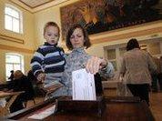 """Латвия: успех политических """"углов"""""""