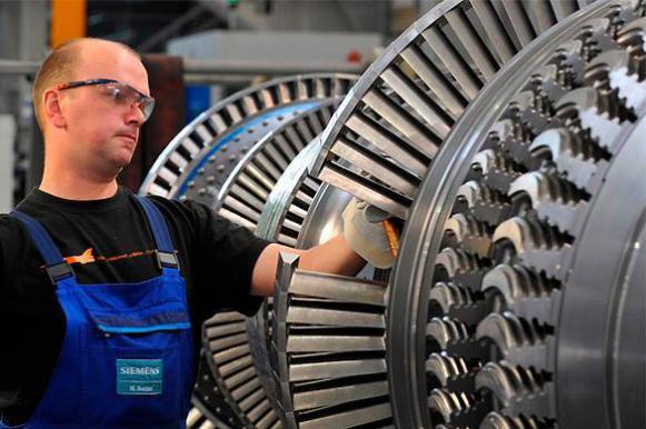 Германия пригрозила ухудшением отношений с Россией из-за турбин Siemens