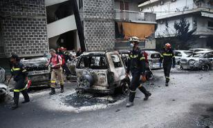 Греция в огне. И на грани революции?