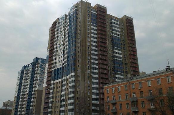 В столицеРФ квартиры теряют клиентов из-за санкций ипадения рубля