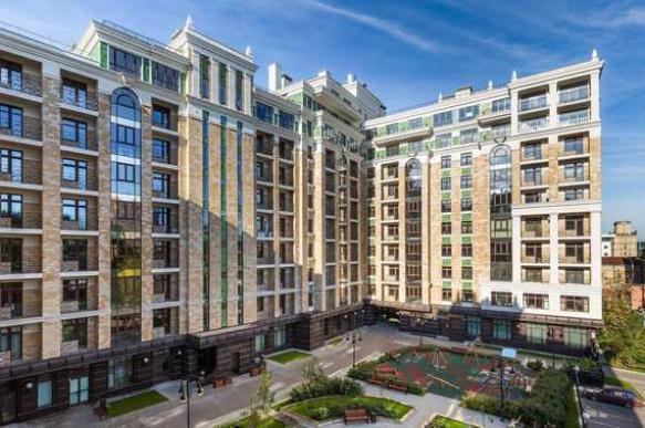 В столице на реализацию выставили рекордное количество элитных квартир