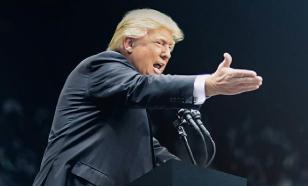 """США могут на """"долгое время"""" погрузиться в шатдаун - Трамп"""