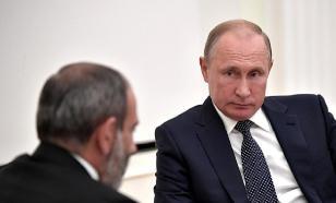 Зачем Москва идет на поводу у Еревана