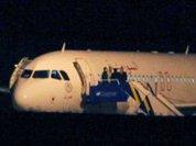 Аэробус: наглая операция в Анкаре