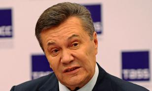 Виктор Янукович рассказал на допросе, кто виновен в разжигании войны на Украине