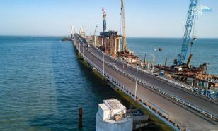 Крымский мост получит очистные сооружения