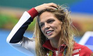 Пловчиху Ефимову в спорте держит отсутствие золота Олимпиады
