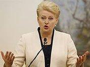 Кто довел президента Литвы до истерики