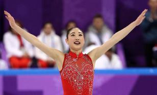 Корейская фигуристка случайно разделась на олимпийском льду