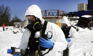 """Японцы отправили иностранных практикантов на радиоактивную """"Фукусиму"""""""